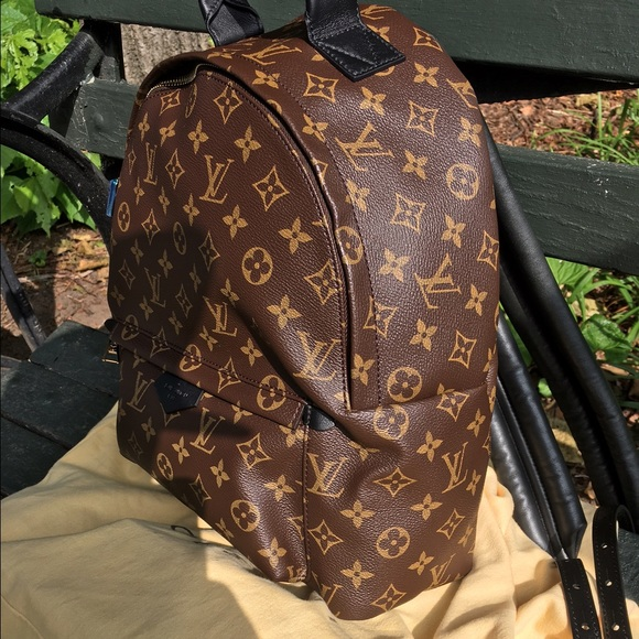 c3f697af7f97 Louis Vuitton Handbags - Palm Springs cruise 16 monogram backpack MM