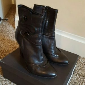 f2ba4d9d305 Barneys New York Co Op Boots on Poshmark