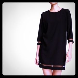 Black Tahari Dress