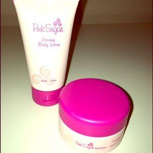 Pink Sugar Other - Pink sugar lotion