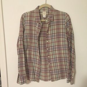 J. Crew Tops - J. Crew Button up