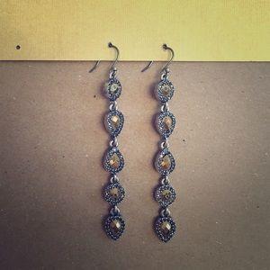 Beautiful Lucky Brand earrings