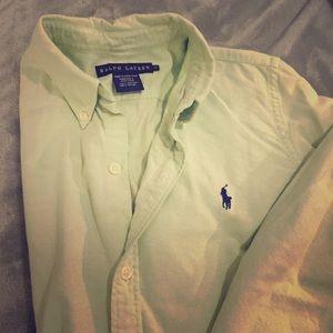 Women's Ralph Lauren Oxford Shirt