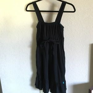 Hurley black sleeveless dress