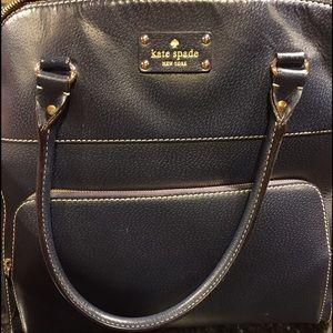 Kate Spade Navy Wellesley Large Maeda Handbag