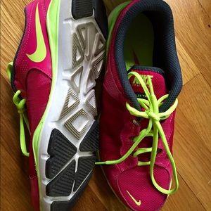 71 nike shoes aqua and lime green nike free 3 from