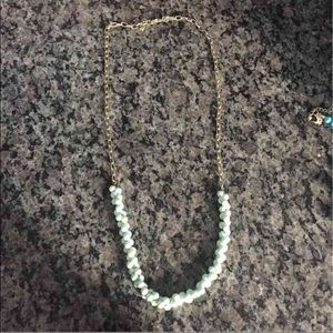 Towne & Reese Jewelry - Towne & Reese Mint Necklace