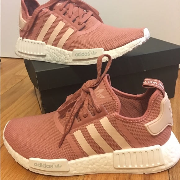 adidas nmd rose gold