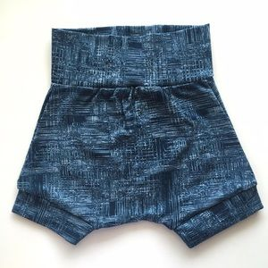 Other - Handmade Denim Knit Shorties
