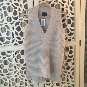 Intermix Sweaters - Intermix sleeveless tunic sweater - brand new!