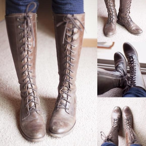 bbf5ef0e4dd FRYE Melissa Tall Lace Boots