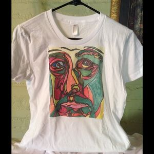 Picasso xs tee❤️ for smaller frames!❤️