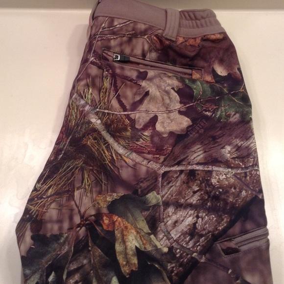 a2d98f9da6889 Mossy Oak Pants   Nwt Womens Softshell Camo   Poshmark
