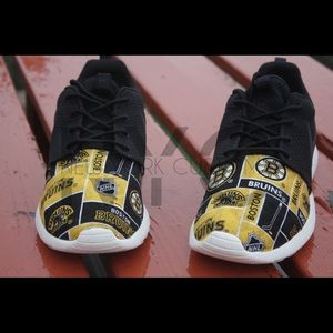 Boston Bruins Running Shoes