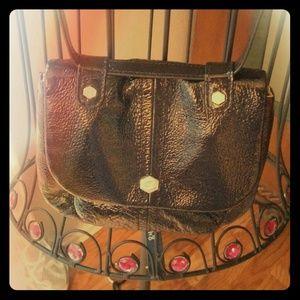 Lodis Handbags - Lodis cross body patent leather purse