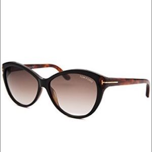 Tom Ford Accessories - Thelma oversized Tom Ford sunglasses