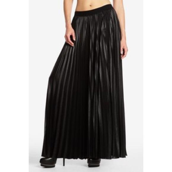 Bcbg maxi dress pleated pants