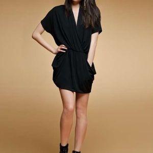Rachel Roy Dresses & Skirts - Rachel Roy- NWOT- black 24 hour dress- M w/pockets