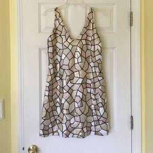 River Island Sequin Mini Dress