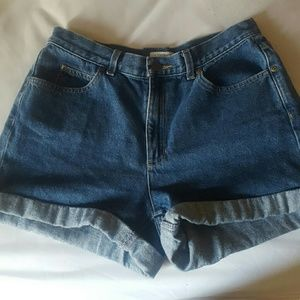 Liz Claiborne high waisted shorts