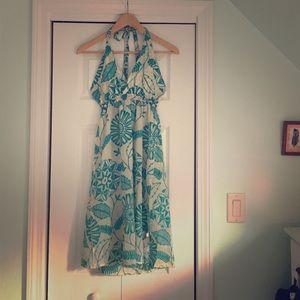 EXHO dress beach cover-up sundress