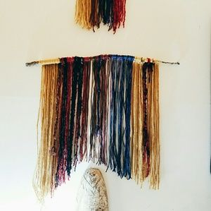 Other - Yarn wall art