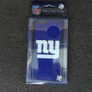 quality design 53d3b 10ecd NIB New York Giants Hardshell case for iPhone 6/6s