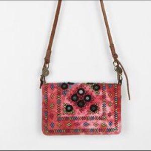Ecote colorful boho wallet