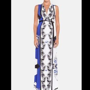 NWT Olian Maternity Maxi Dress, Size S