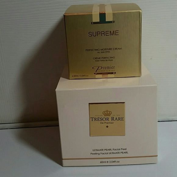 Perfecting moisture cream and Facial peel. M_575f028a522b45830f007d61
