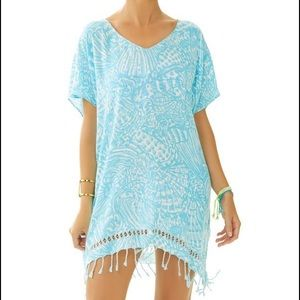 Lilly Pulitzer Avette Caftan Coverup