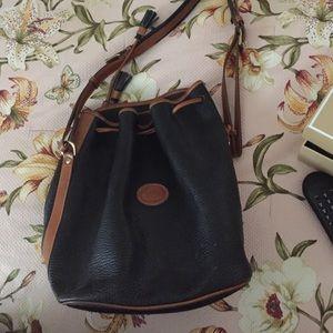 Dooney & Bourke Handbags - Dooney and Burke drawstring bucket purse