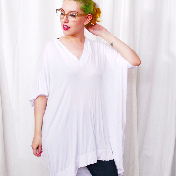 Babooshka Boutique Tops - HALF OFF SALE | Babooshka Boutique White Top