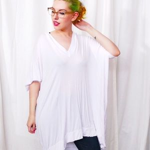 HALF OFF SALE | Babooshka Boutique White Top