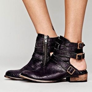 Freebird by Steven Riga Ankle Boot