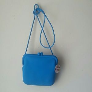 Other - 💵Final Price💵 Jelly beans silicone crossbody bag