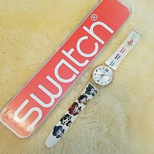 Swatch Accessories - Swatch Watch Mascots of Beijing 2008 Olympics