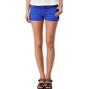 Rag & bone cutoff shorts