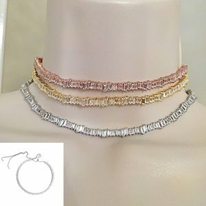 Jewelry - Sterling Silver Adjustable Choker Necklace