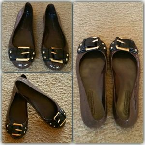 BCBGMaxAzria Jelly sandals  brown  size 7