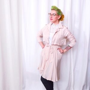Forever 21 Jackets & Coats - 💙SALE❤️ Blush Spring Trench