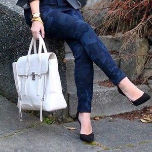 Zara woman camp trousers