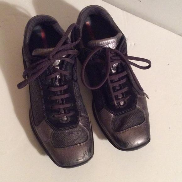 Prada Shoes   Prada Mens Tennis Shoes