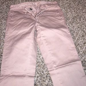Skinny ankle pants from the Loft