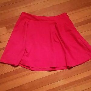Joe Fresh Dresses & Skirts - Pink skirt with pockets