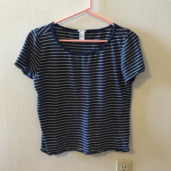 Forever 21 Tops - Forever 21 striped tee