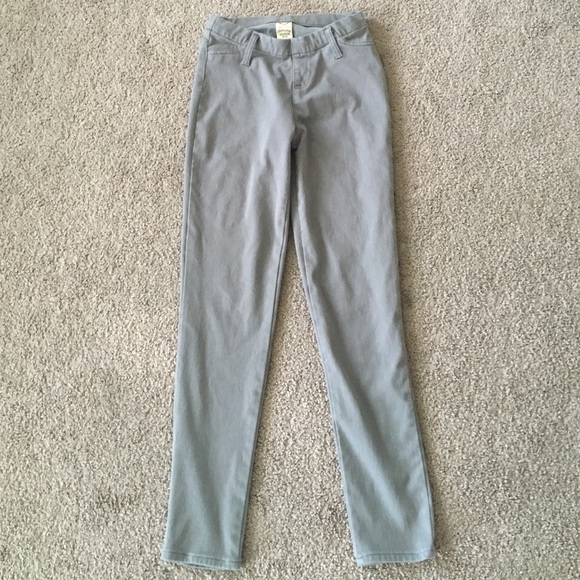 9c7695586bafd Faded Glory Pants | Gray Jeggings | Poshmark