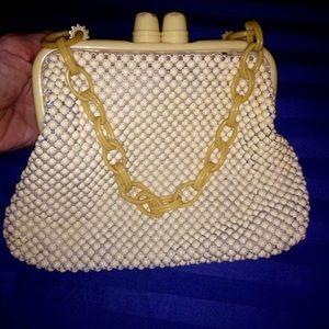 Vintage Whiting & Davis Alumesh Bag