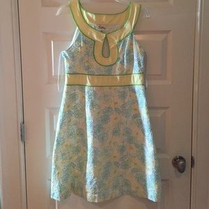 Lilly Pulitzer Patterned Dress