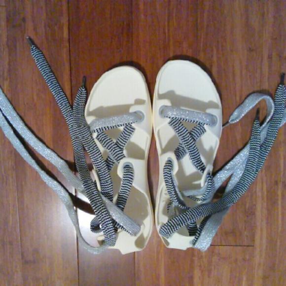 9b9f00f50ff FLASH SALE! Acne Studios Milo gladiator sandals
